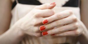 Sonia Rykiel SS18 Nails