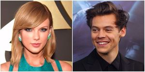 Taylor Swift and Harry Styles | ELLE UK