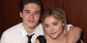 Brooklyn Beckham and Chloe Moretz | ELLE UK