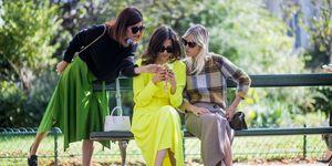 Women on phone   ELLE UK
