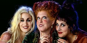 hocus pocus scary halloween film