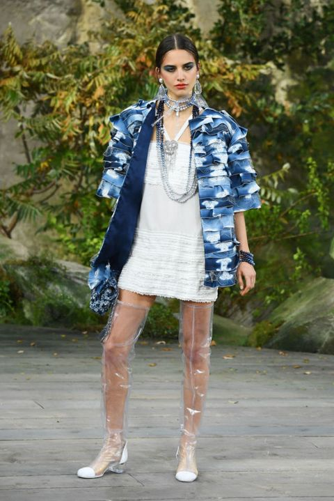 Chanel at Paris Fashion Week | ELLE UK