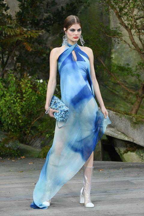 Chanel at Paris Fashion Week   ELLE UK