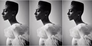 Yrsa Daley-Ward Instagram poet | ELLE UK