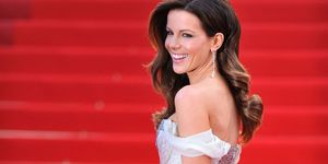 Kate Beckinsale attends the 'IL Gattopardo' Premiere at the Palais des Festivals during the 63rd Annual Cannes Film Festival on May 14, 2010   ELLE UK