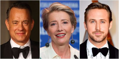 c9aea63fb8 Emma Thompson, Ryan Gosling, Tom Hanks And More React To Harvey Weinstein  Scandal