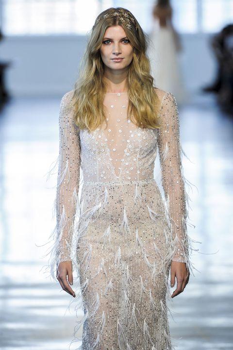 wedding dress trends - bridal fashion week 2018 new york