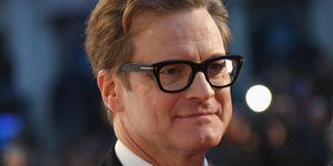 Colin Firth | ELLE UK