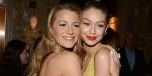 blake Lively and Gigi Hadid hung out at All I See Is You premiere