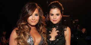 Demi Lovato and Selena Gomez | ELLE UK
