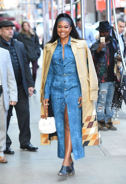 Gabrielle Union Did A Blake Lively And Wore 6 Major Outfits In Just ...