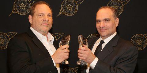 Harvey Weinstein | ELLE UK