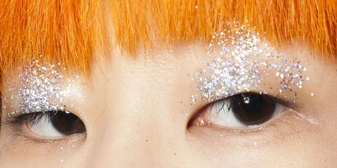 19 Glitter Make-Up Looks Sparklier Than Your Kira Kira App