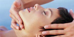face massage beauty