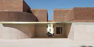 YSL museum in marrakech