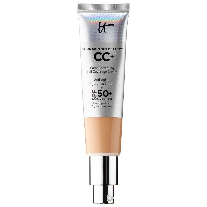 it Cosmetics Your Skin But Better CC +SPF Cream