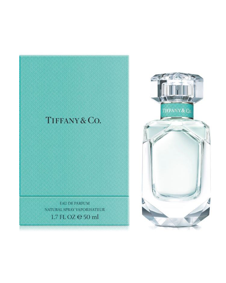 Tiffany & Co. Eau De Parfum October 2017 Beauty Haul