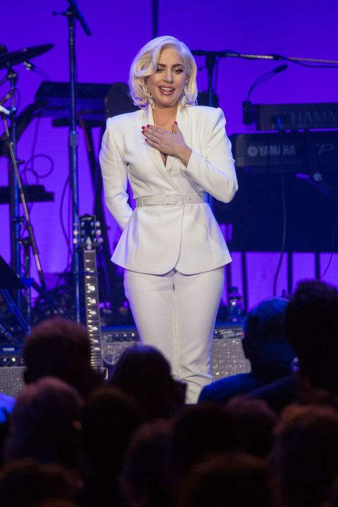 Lady Gaga Style File