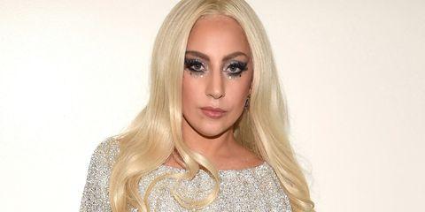 Lady Gaga   ELLE UK