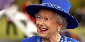 Queen Elizabeth   ELLE UK