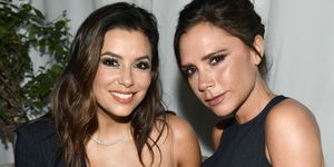 Eva longoria and Victoria Beckham | ELLE UK