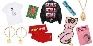 Feminist gift guide