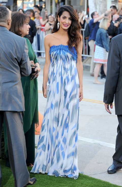 Amal Clooney\'s Style File