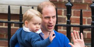 Prince George, Prince William