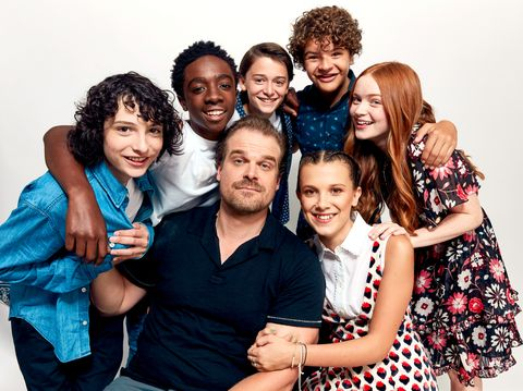 how much the stranger things cast earns