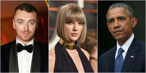 Celebrities react to NYC | ELLE UK