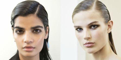 Face, Hair, Eyebrow, Skin, Forehead, Chin, Hairstyle, Nose, Cheek, Lip,