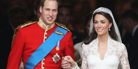Royal wedding | ELLE UK