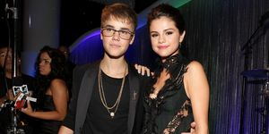 Justin Bieber and Selena Gomez | ELLE UK