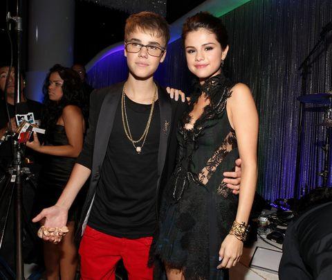 Justin Bieber and Selena Gomez | ELLE UK