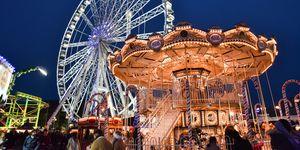 The annual Winter Wonderland Christmas fair in Hyde Park | ELLE UK