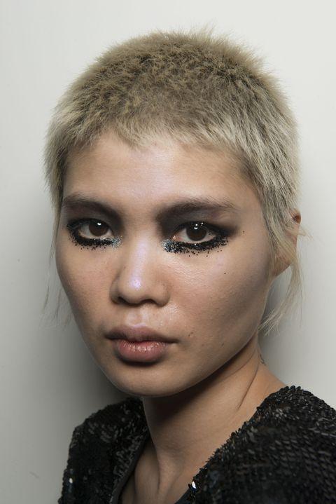 Glitter Make-Up Ideas
