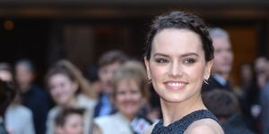 Daisy Ridley attends the Jameson Empire Awards 2016 at The Grosvenor House Hotel on March 20, 2016 in London | ELLE UK