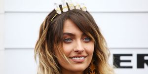 Paris Jackson Crystal Crown