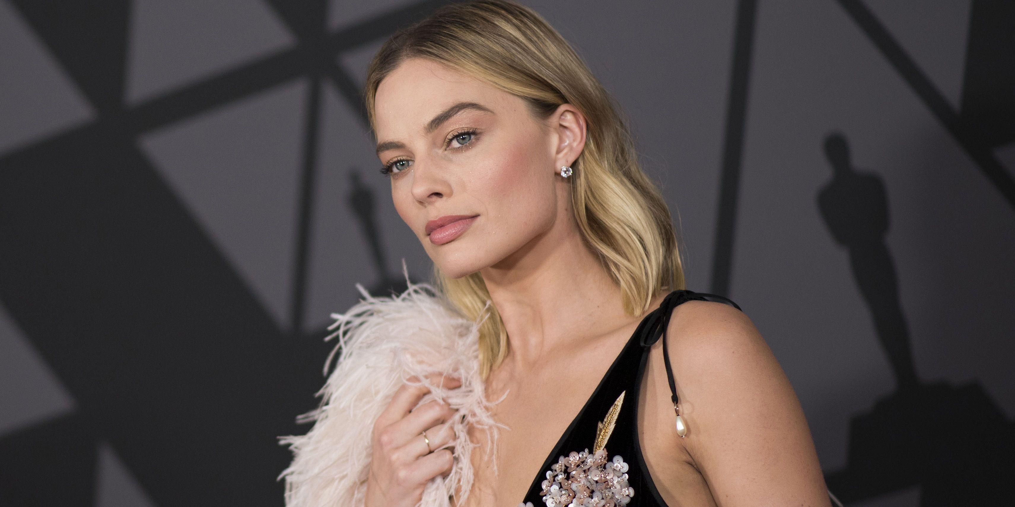 Margot Robbie date