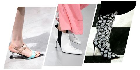 Footwear, Pink, Shoe, Leg, Fashion, Street fashion, High heels, Ankle, Sandal, Leggings,