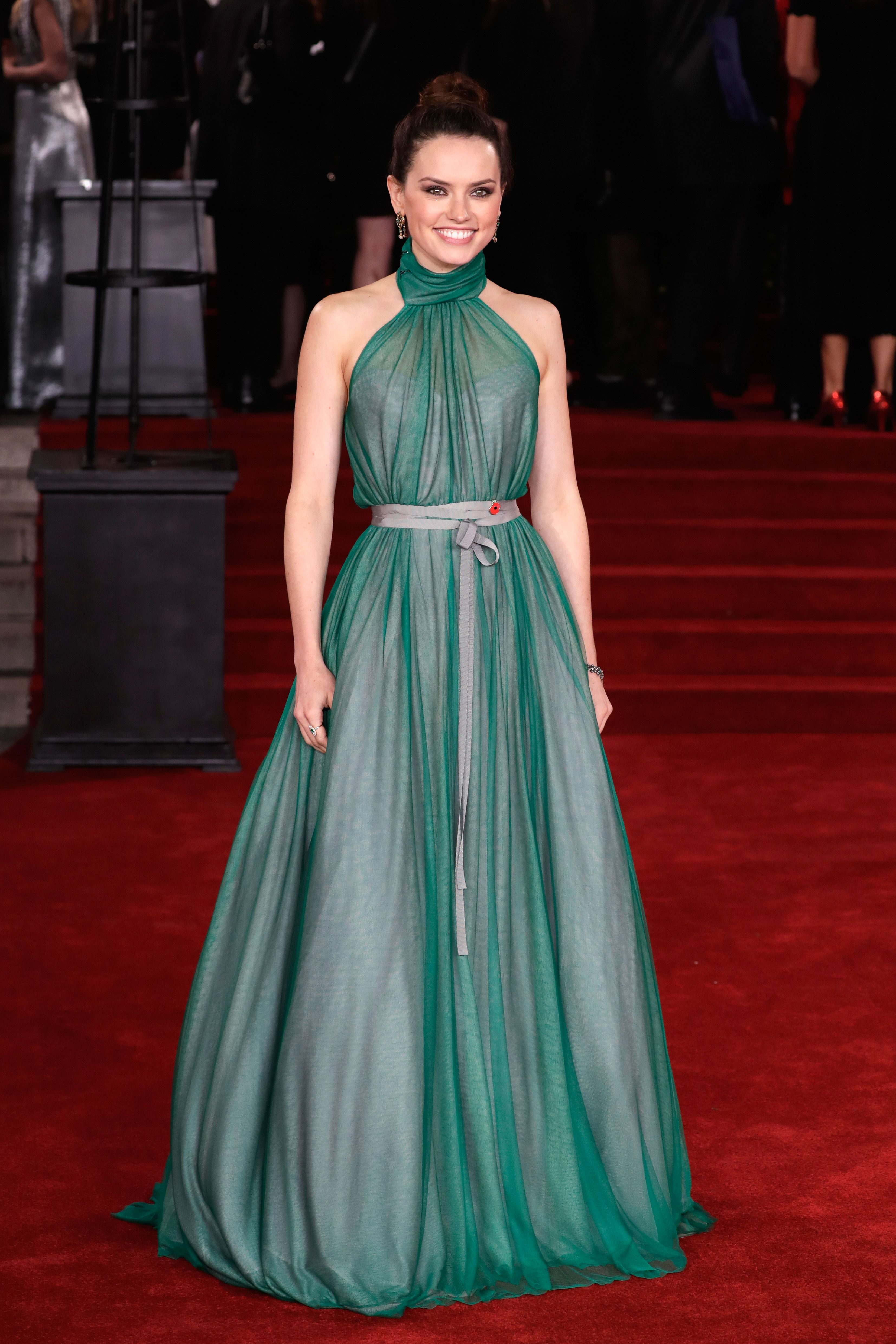 Daisy Ridley\'s Style File
