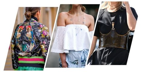 Clothing, Shoulder, Street fashion, Joint, Fashion, Neck, Shirt, Sleeve, Blouse, Top,