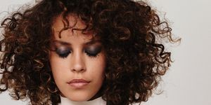 unretouched beauty, unretouched photoshoot, smoky eyes, smoky eye inspiration, natural hair