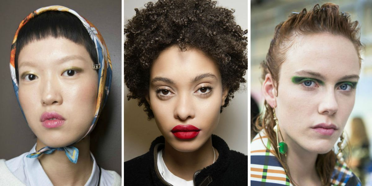 Hair Trends 2018 - 12 Hairstyles And Hair Colours To Try ...