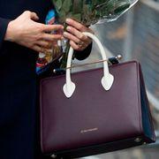 Meghan Markle Strathberry handbag