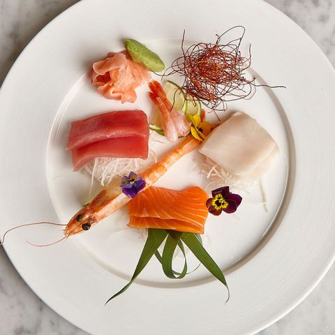 Sushi in the City Brunch, The Devonshire Club, London