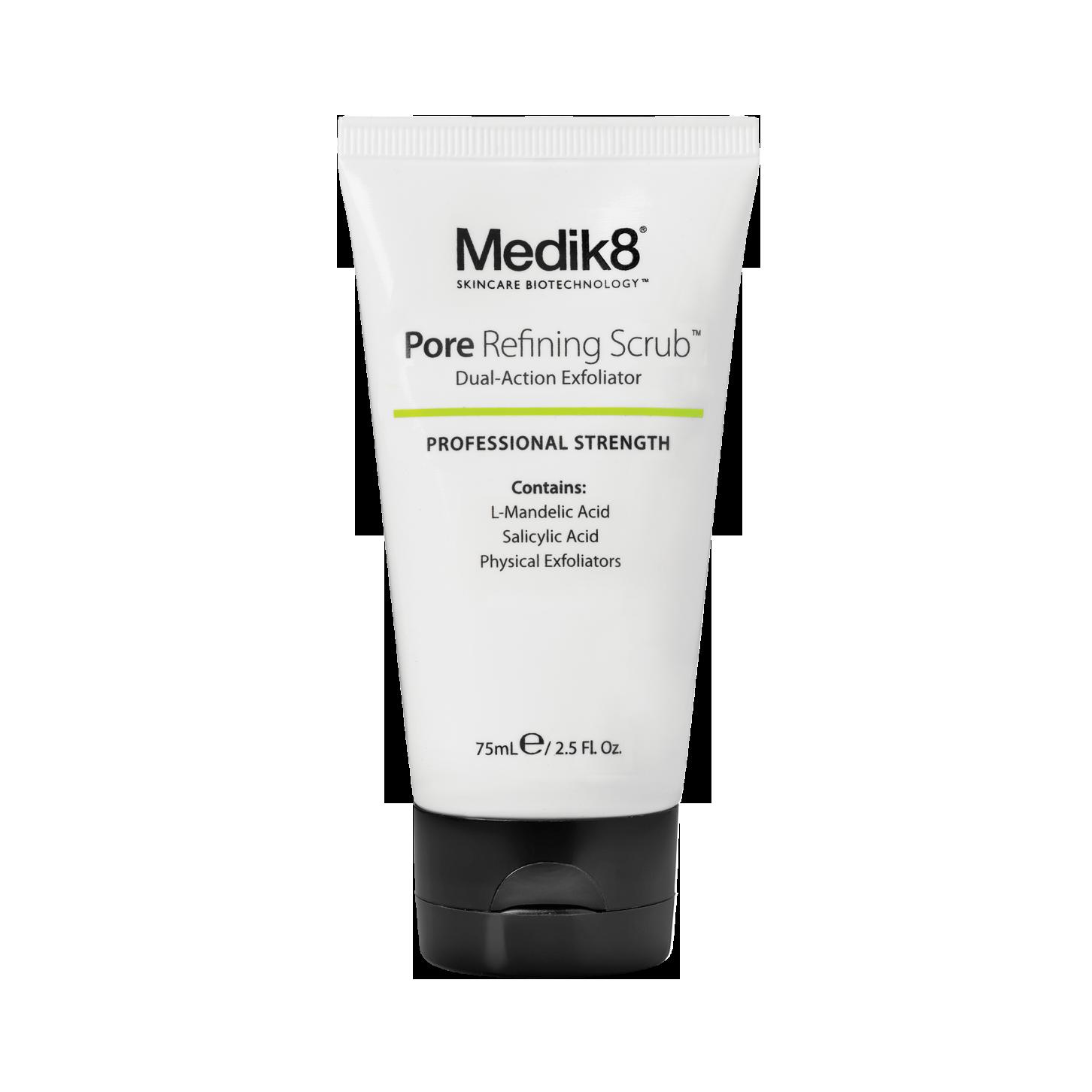Medik8 Pore Refining Scrub Dual-Action Exfoliator