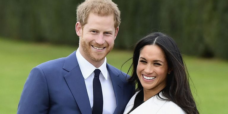 Prince Harry And Meghan Markle Elle Uk