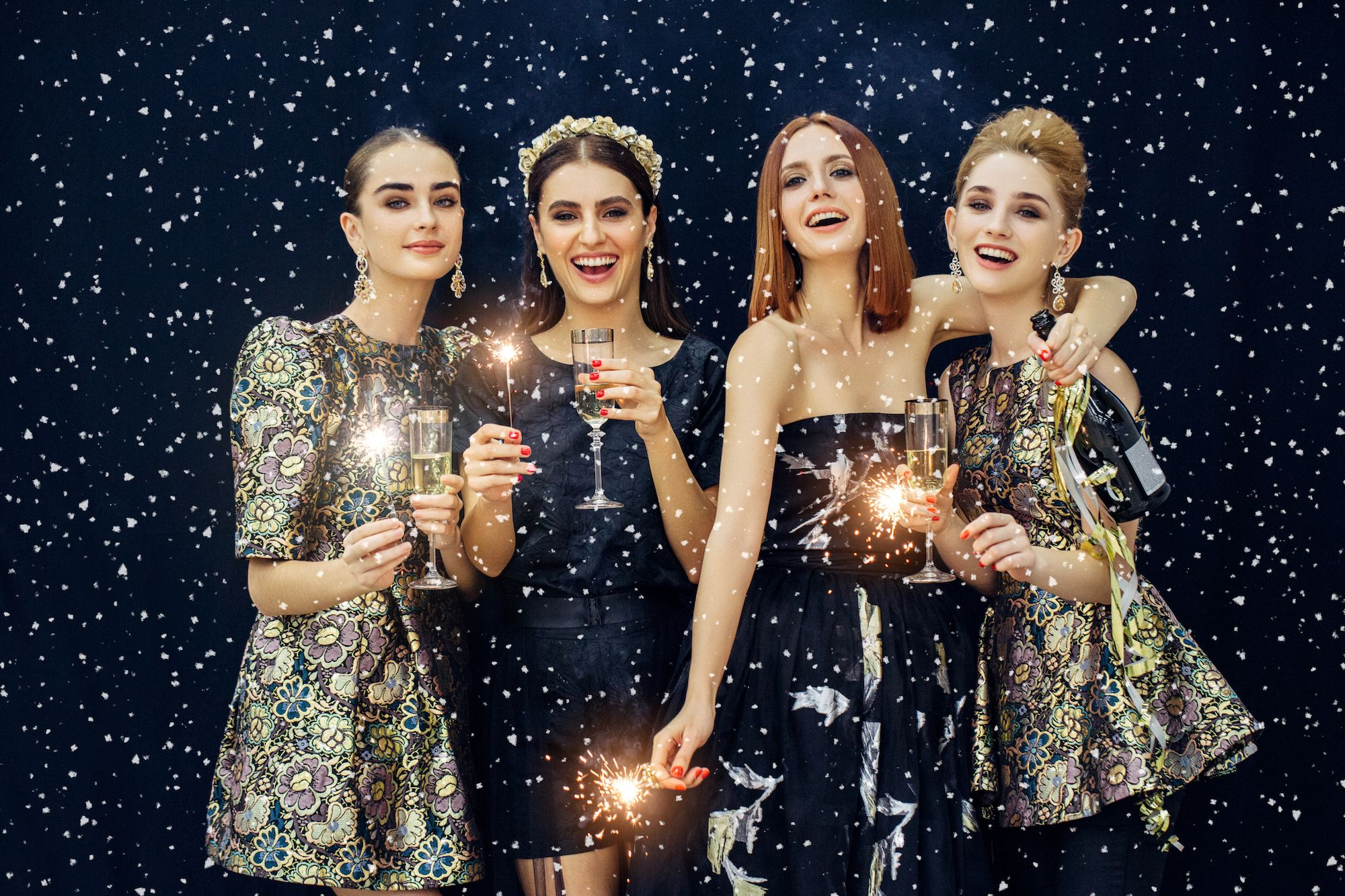e1e3b6aeb8 Three Brilliant Ways To Host A Christmas Party Worthy Of The Fashion Crowd