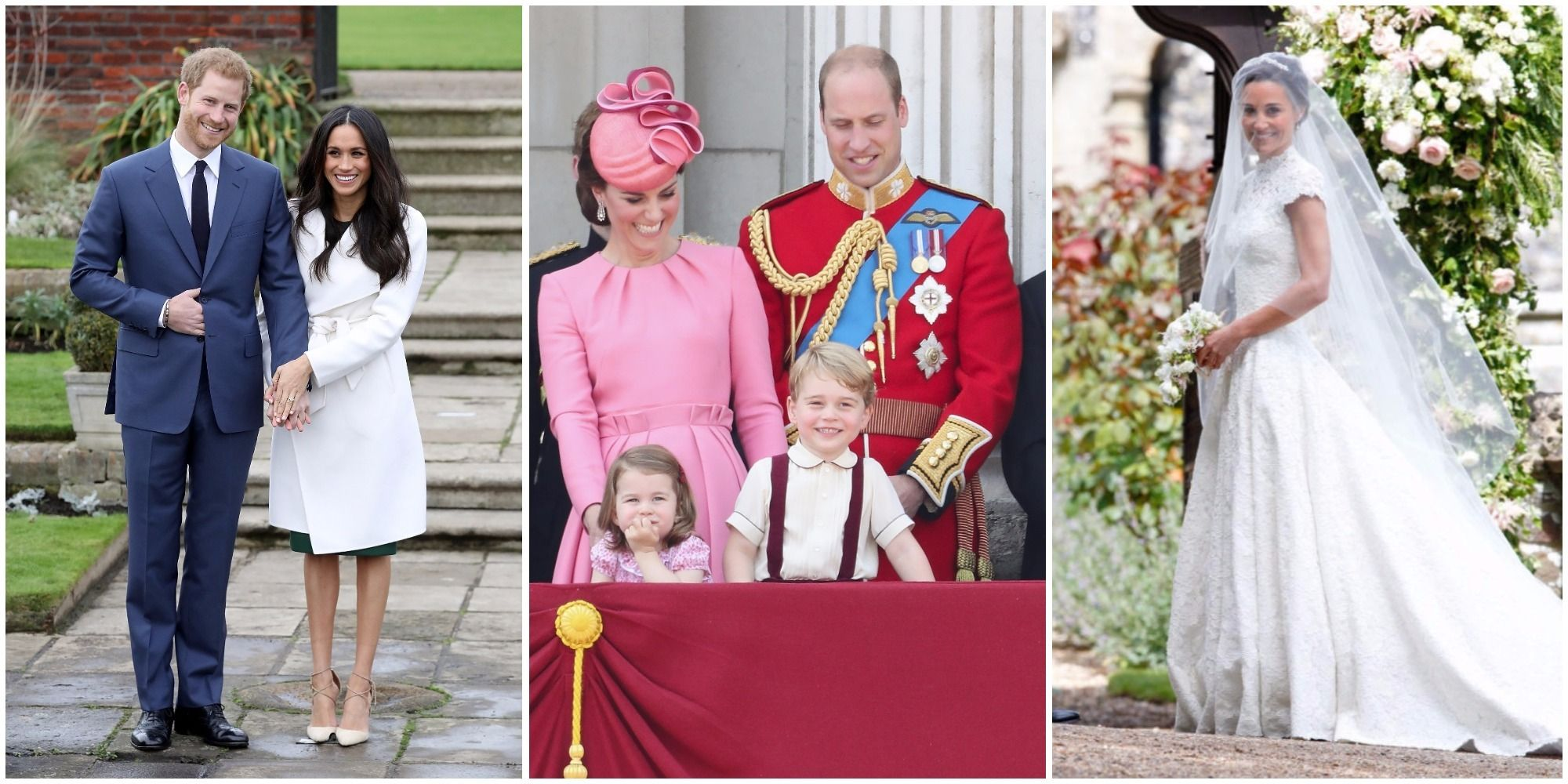 14 Of The Most Memorable Royal Family Moments Of 2017